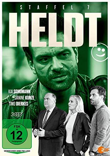Heldt - Staffel 7 (3 DVDs)