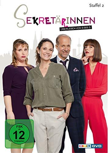 Sekretärinnen - Überleben von 9 bis 5: Staffel 2