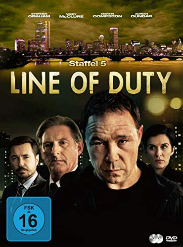 Line Of Duty - Cops unter Verdacht: Staffel 5 (2 DVDs)