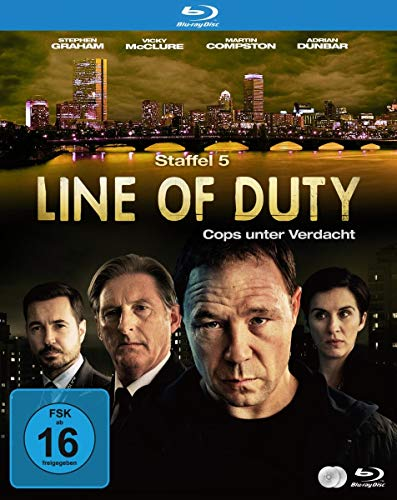 Line Of Duty - Cops unter Verdacht: Staffel 5 [Blu-ray]