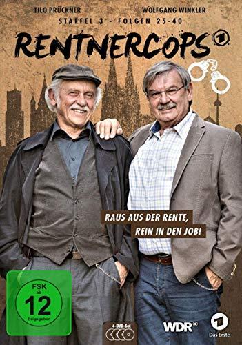 Die Rentnercops Staffel 3 (2 DVDs)