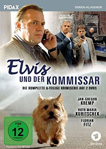 Elvis und der Kommissar 2 DVDs