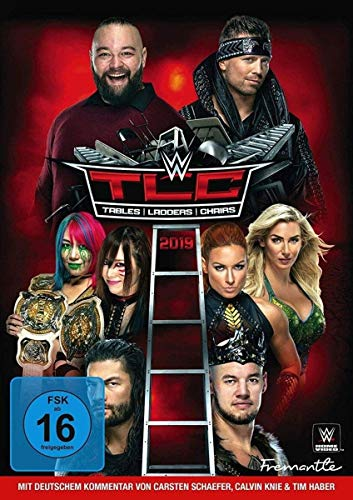 WWE TLC 2019: Tables, Ladders & Chairs (2 DVDs)