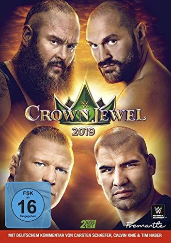 WWE Crown Jewel 2019 (2 DVDs)