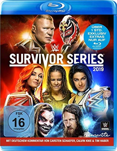 WWE Survivor Series 2019 [Blu-ray]