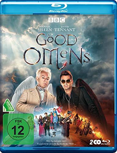Good Omens Staffel 1 [Blu-ray]