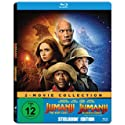 Jumanji: The Next Level / Jumanji: Willkommen im Dschungel (Exklusiv bei Amazon.de) [Blu-ray]