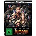 Jumanji: The Next Level - Steelbook UHD (+ Blu-ray) [4K Blu-ray]