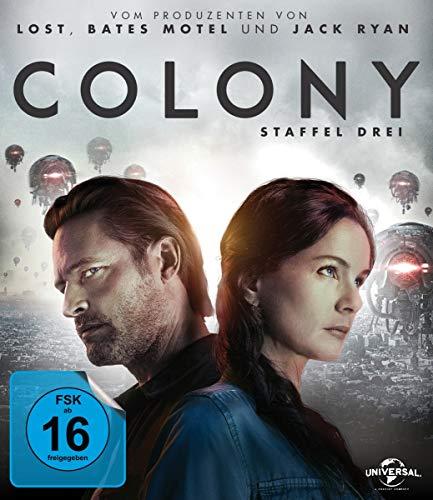 Colony Staffel 3 [Blu-ray]