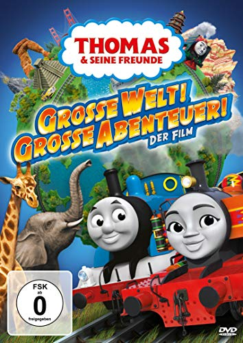 Thomas und seine Freunde Große Welt, große Abenteuer: The Movie