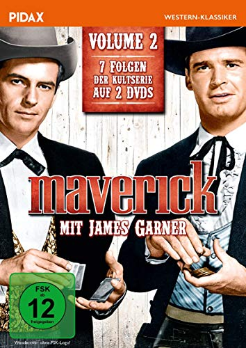 Maverick Vol. 2 (2 DVDs)