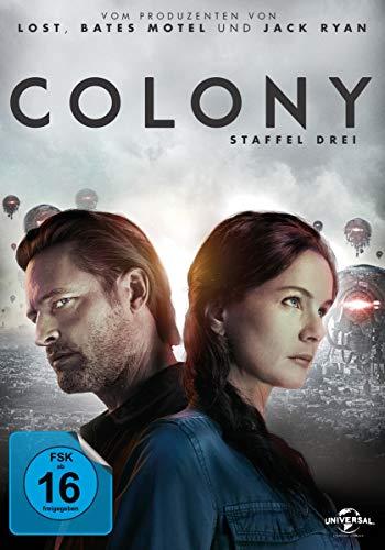 Colony Staffel 3 (3 DVDs)