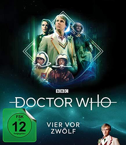 Doctor Who Fünfter Doktor: Vier vor zwölf [Blu-ray]