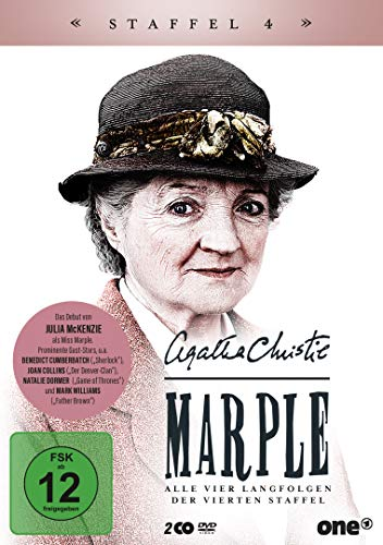 Agatha Christie: Marple Staffel 4 (2 DVDs)