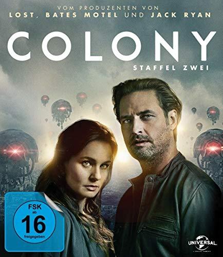 Colony Staffel 2 [Blu-ray]