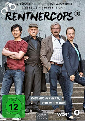Rentnercops Staffel 2 (4 DVDs)