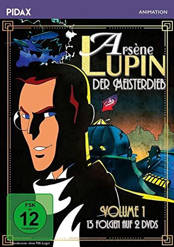 Arsène Lupin, der Meisterdieb Vol. 1 (2 DVDs)