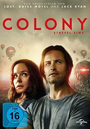 Colony Staffel 1 (3 DVDs)