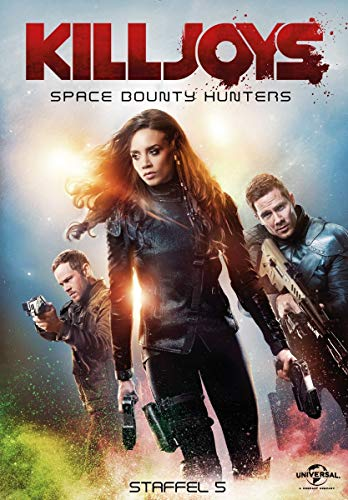 Killjoys - Space Bounty Hunters: Staffel 5 [Blu-ray]