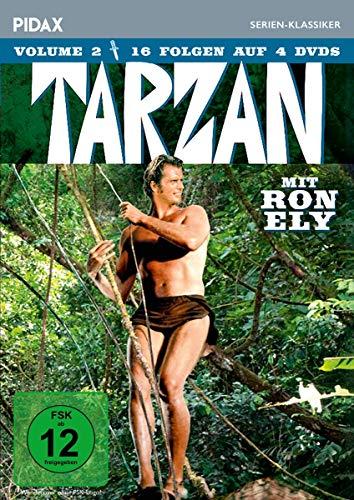 Tarzan, Vol. 2 (4 DVDs)