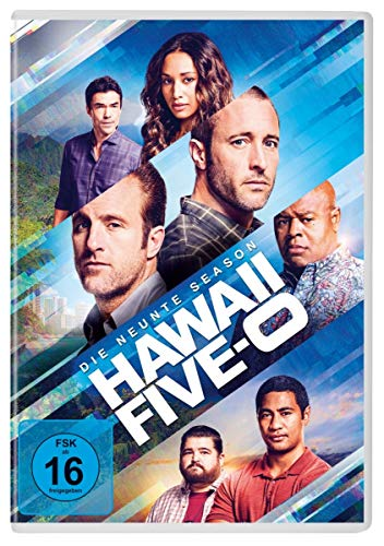 Hawaii Five-0 Season 9 (6 DVDs)