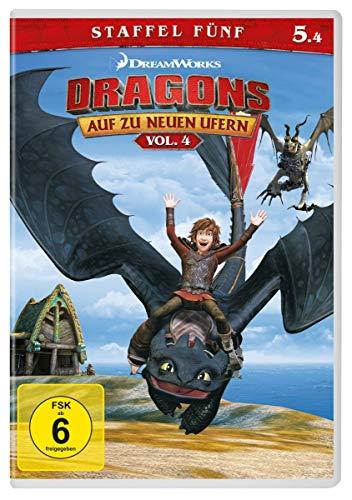 Dragons Auf zu neuen Ufern: Staffel 5.4