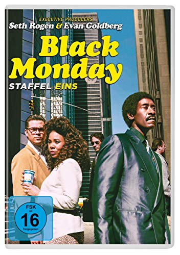 Black Monday Staffel 1 (2 DVDs)