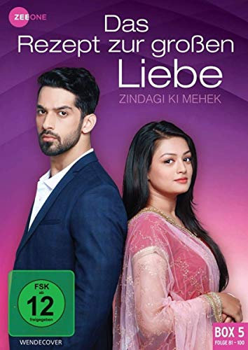 Das Rezept zur großen Liebe - Zindagi Ki Mehek: Box 5 (3 DVDs)