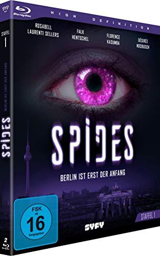 Spides - Berlin ist erst der Anfang: Staffel 1 [Blu-ray]