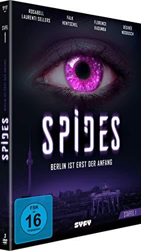 Spides - Berlin ist erst der Anfang: