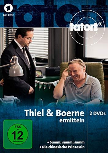 Tatort Thiel & Boerne ermitteln (2 DVDs)
