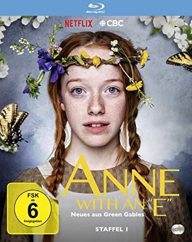 Anne with an E: Neues aus Green Gables - Staffel 1 [Blu-ray]