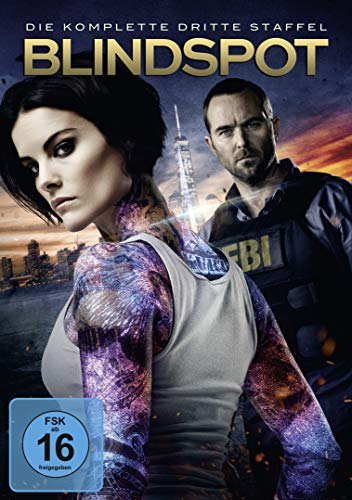 Blindspot Staffel 3 (5 DVDs)