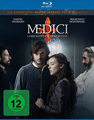 Die Medici Staffel 3: Lorenzo der Prächtige [Blu-ray]