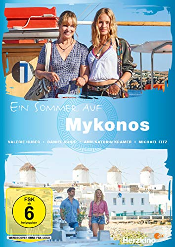 Ein Sommer auf Mykonos