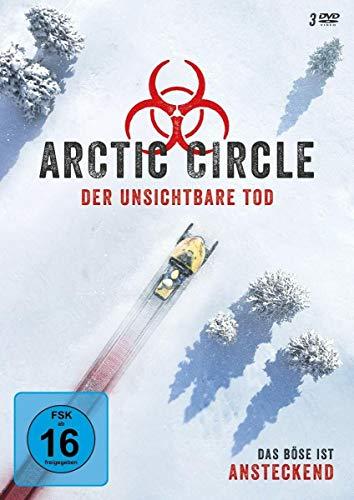 Arctic Circle - Der unsichtbare Tod 3 DVDs