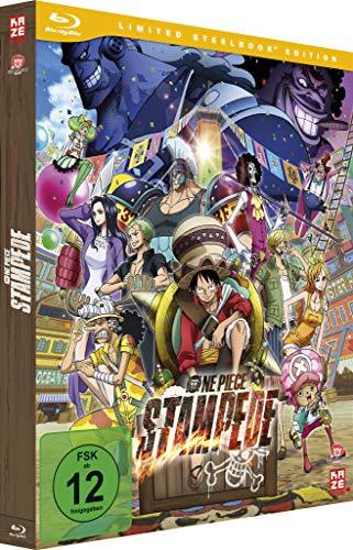 One Piece 13. Film: Stampede (Steelbook) (exklusiv bei Amazon.de) [Blu-ray]