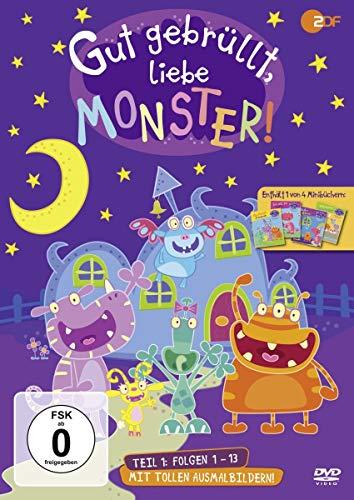 Gut gebrüllt, liebe Monster!
