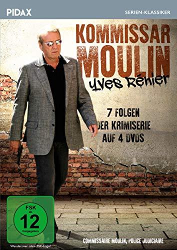 Kommissar Moulin 4 DVDs