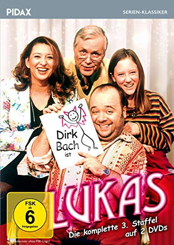 Lukas Staffel 3 (2 DVDs)