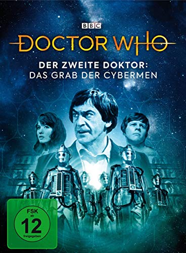 Doctor Who Der zweite Doktor: Das Grab der Cybermen (Limited Edition) (2 DVDs)