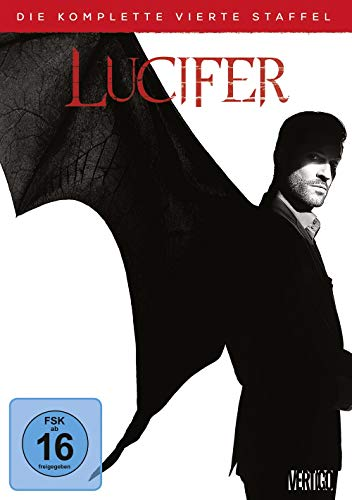 Lucifer Staffel 4 (3 DVDs)
