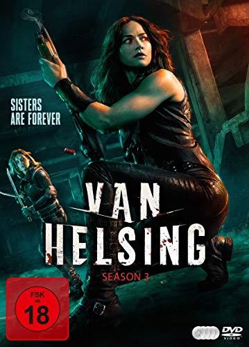 Van Helsing Staffel 3 (4 DVDs)