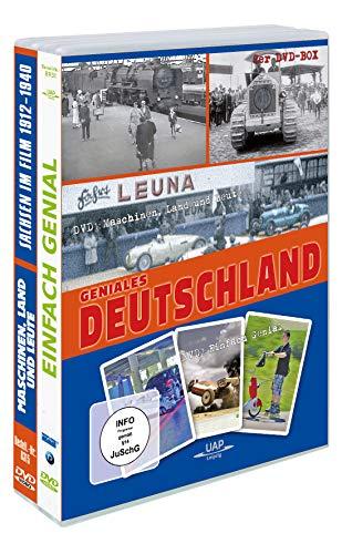 Geniales Deutschland & Maschinen, Land und Leute - Sachsen im Film 1912-1940