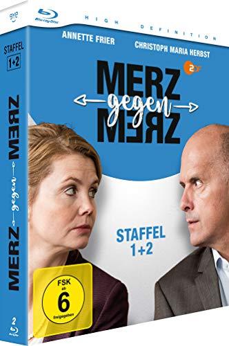 Merz gegen Merz Staffel 1+2 [Blu-ray]