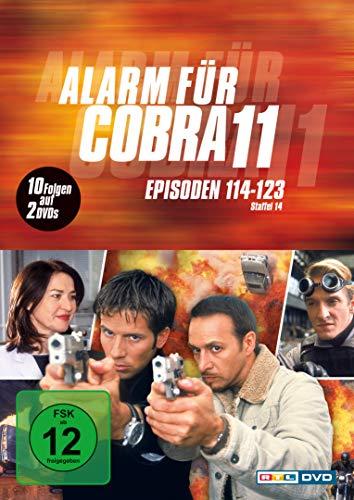 Alarm für Cobra 11 Staffel 14 (2 DVDs)