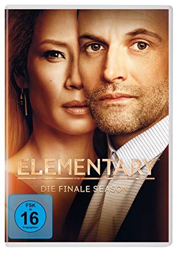 Elementary Staffel 7 (3 DVDs)
