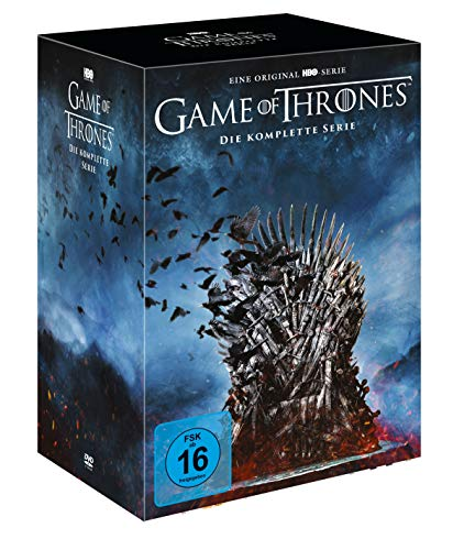Game of Thrones Die komplette Serie (38 DVDs)