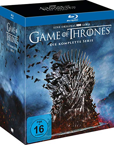 Game of Thrones Die komplette Serie [Blu-ray]