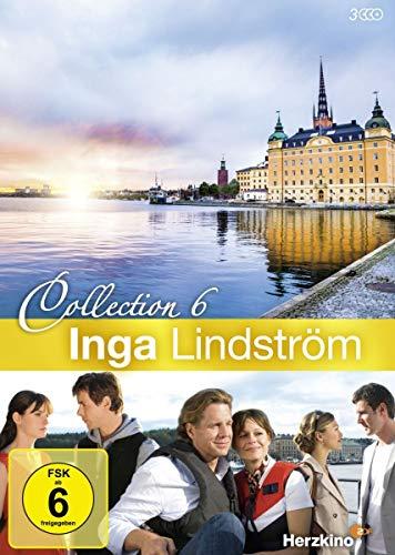 Inga Lindström: Collection  6 (3 DVDs)